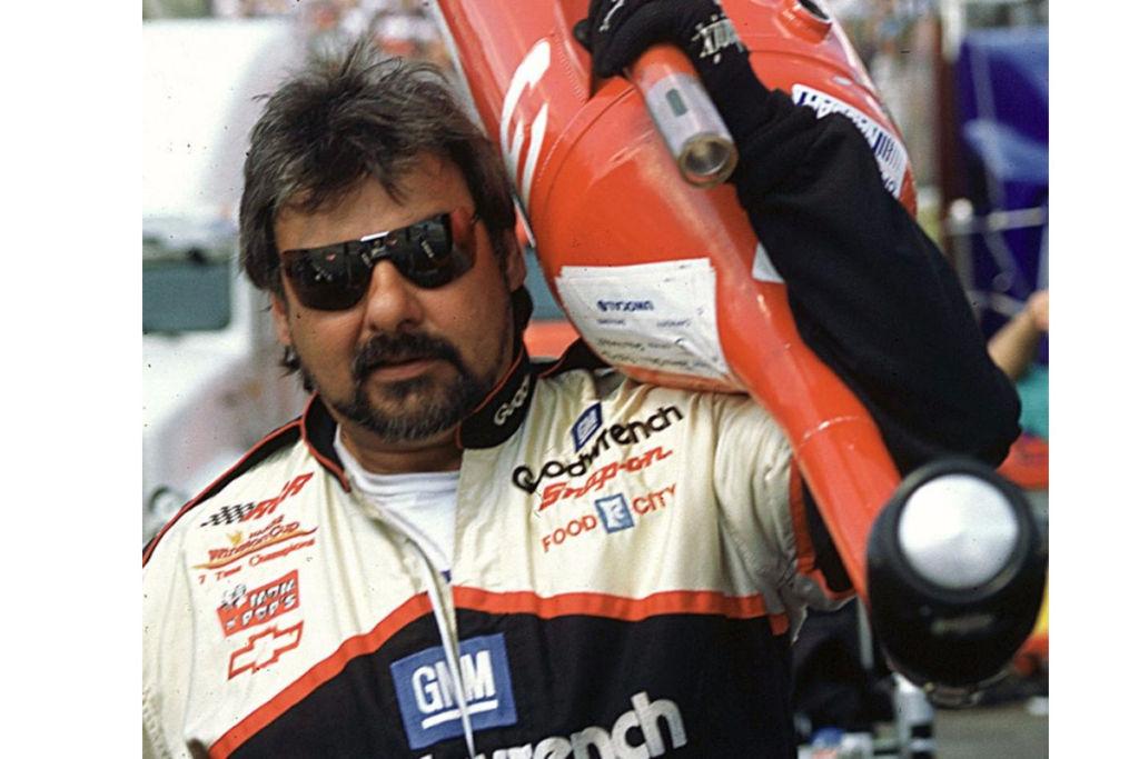 Legendary NASCAR Gas Man Chocolate Myers Making Pit Stop ...